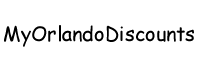 MyOrlandoDiscounts Logo